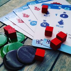 Heat by Asmadi Games. If you're a fan of heist themed card games I'd recommend this one. 3 players you will develop a heist among your group but try to gain the most point individually. I enjoy this one. #boardgames #cardgames #boardgamegeek #bgg #gamenig