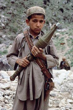 Mujahidin on the Afghan border, Afghanistan, 1984, by Stev… | Flickr