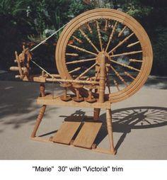 "watson wheel Marie 30"" with Victoria trim"