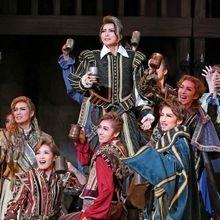 神戸新聞NEXT|連載・特集|Viva!タカラヅカ|スターフォト|2016|宙組「Shakespeare」「HOT EYES!!」