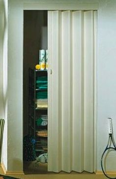 The Plaza - Up To 88cm Single Folding Door White Ash | 302003 Concertina Doors, Internal Folding Doors, Diy Tools, Home Brewing, New Kitchen, Tall Cabinet Storage, Ash, Iphone Wallpaper, Trap