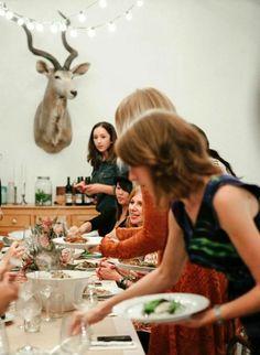 Darling Dinner No. 8: A Recap