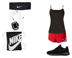 """""""Conditiong Class"""" by whovian-10th ❤ liked on Polyvore featuring NIKE, Untold and Free People"""