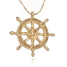 18K Gold plated Pendant fashion Jewelry-CJPEND1  http://www.craftandjewel.com/servlet/the-1878/18K-Gold-plated-Pendant/Detail