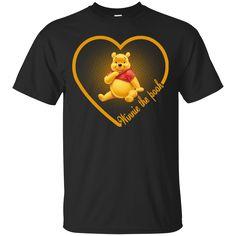 Pooh T shirt Love Winnie the Pooh T shirt hoodie sweatshirts