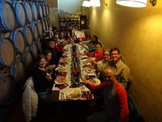 A #toast at the winery!