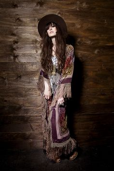 romantic grunge - for tribal fusion