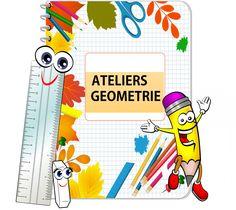 séquence géométrie / repérage et orientation dans l'espace Father Games, French Kids, Drawing Conclusions, Montessori Math, Classroom Setting, 2nd Grade Math, Too Cool For School, Best Teacher, Math Lessons
