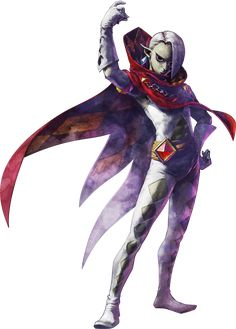 Ghirahim (boss) - Zeldapedia, the Legend of Zelda wiki - Twilight ...