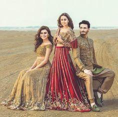 Promotions for Balu Mahi Pakistani Wedding Outfits, Pakistani Dresses, Indian Dresses, Indian Outfits, Indian Clothes, Pakistan Fashion, India Fashion, Asian Fashion, Women's Fashion