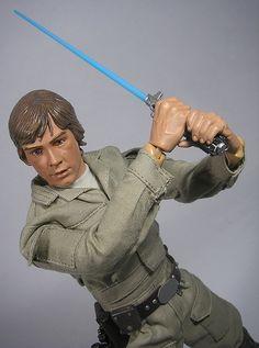 Fortress of Testicular Fortitude: 1:6 Sideshow Star Wars Bespin Luke Skywalker