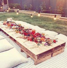 Boho picnic #inspo #bohosocial #lajollalocals #sandiegoconnection #sdlocals - posted by BohoSocial  https://www.instagram.com/bohosocial. See more post on La Jolla at http://LaJollaLocals.com