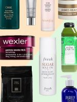 "36 Products New York Beauty Pros Swear By #refinery29  http://www.refinery29.com/new-york-beauty-expert-recommendations#slide-3  Biologique Recherche Lotion P50   ""This balancing exfoliator is an excellent product because it gently exfoliates the skin, regulates excessive sebum secretion, moisturizes, and helps maintain the epidermis acid pH. It's also amazing for ingrown hairs. It's hard not to get addicted because it feels so gentle on the skin and you will automatically see a differe..."