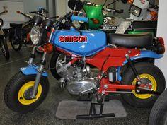 Eigenbau eines Pocketbike auf Simsonbasis