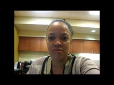 Vlog(Phlebotomy)cember + Caption my face in the thumbnail! lol