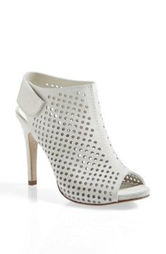 Pedro Garcia 'Sofia' Peep Toe Bootie available at #Nordstrom . For more about fashion , beauty and decor please follow www.womengoldensecrets.blogspot.com.