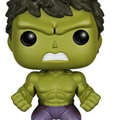 Collect officially-licensed Avengers: Age of Ultron Hulk Pop! Vinyl Bobble-Head Figure by Funko at Interestingly Normal Geek Shop; the place to find your favorite pop!
