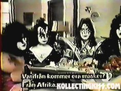 KISS 1980 Round Table Interview Europe (Ace Frehley, Eric Carr, Paul Sta...