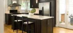 JVM Kitchen Cabinets & Granite