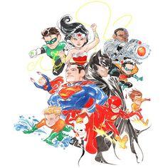 Justice League - Dustin Nguyen