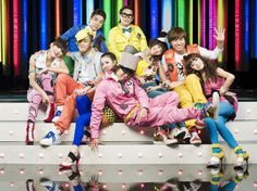 Lollipop  2NE1 & Big Bang