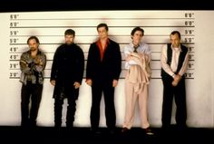 "#31 The Usual Suspects (1995). ""The greatest trick the devil ever pulled was convincing the world he didn't exist."""