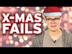 Best Christmas Fails! - YouTube