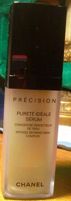 CHANEL Precision * Intense * Refining Skin Complex 30ml 1 FL. OZ. OIL FREE SERUM #Chanel