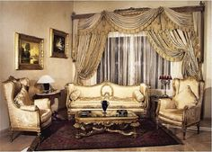 luxury living room funiture | Room Sets for Your Home Luxury Living Room Sets with Classic Furniture ...