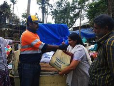 Ambuja Cement Takes Lead to Stabilise Lives of Flood-Affected People in Kerala Kerala, Cement, People, News, Life, People Illustration, Folk, Concrete