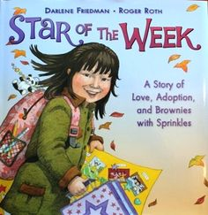 a great adoption book geared for kindergarten and first grade students