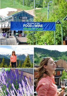 Aspen, Food & wine classic, #camillestyles