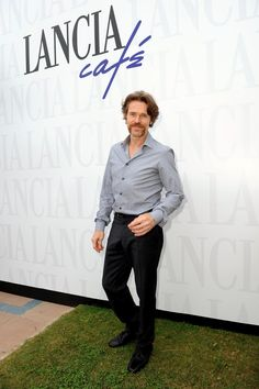 Willem Defoe attends the Lancia Cafe during the 69th Venice Film Festival