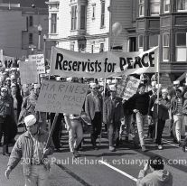 march against death 1969 | 1968 San Francisco, Two Vietnam War Protests