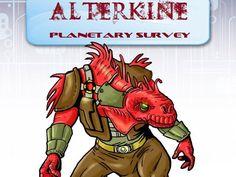 Alterkine: Planetary Survey RPG Pathfinder project video thumbnail