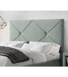 Comprar online Cabecero tapizado de líneas modernas Colección MONACO Bed, Furniture, Home Decor, Upholstered Headboards, Headboards, Yurts, Trendy Tree, Decoration Home, Stream Bed