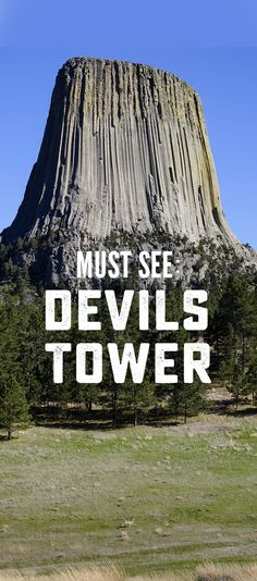 Explore the first national monument with our Devils Tower Discoveries itinerary.