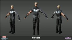 Twitch stream costumes/spoilers - Marvel Heroes 2016