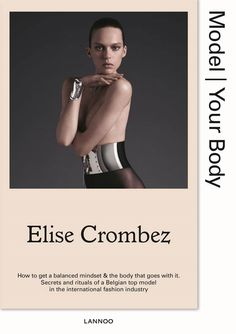 Het Belgische topmodel Elise Crombez (33), bekend van vele modeshows en reisprogramma 'Is 't nog ver?' op Vier heeft een boek geschreven. Dat kreeg de tite...