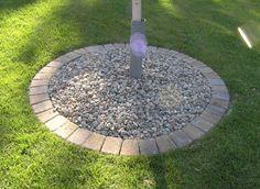 Fresh Landscape Borders For Trees Of Garden Shrub Border On Stone ...