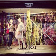 Lovely Dior bei UNGER HAMBURG