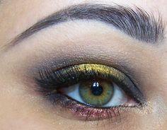 Golden Smokey by Mjs06 on Makeup Geek
