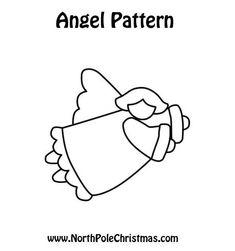 free... Angel Pattern