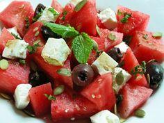melon-salade