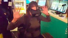 Ich war das erste Mal in der Virtual-Reality-Bar in Wien Virtual Reality, War