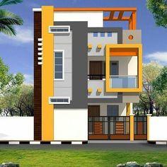 Latest Modern House Designs | Cute Girl House Front Wall Design, House Balcony Design, House Outer Design, Single Floor House Design, 3 Storey House Design, House Outside Design, Village House Design, Duplex House Design, Small House Design