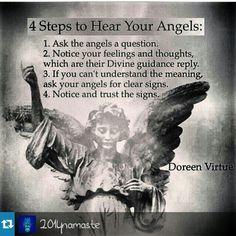 Now we can speak with our angels  So be it  Feliz noche  #Namaste #greenlight #wisdom #peace #meditation #spirituality #angel #love #GaiaQueremosQueSeasFeliz  #Repost from @2014namaste with @repostapp