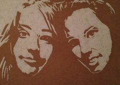 Andrea and Mar by ChemiRos on DeviantArt