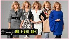Best dresses for middle-aged ladies- top 10 tips