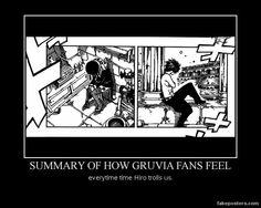 Gruvia Feels